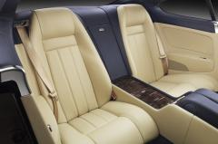 2010 Bentley Continental GT interior