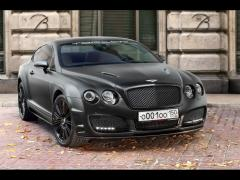 2010 Bentley Continental GT Photo 3