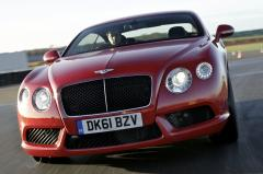 2013 Bentley Continental GT Coupe exterior