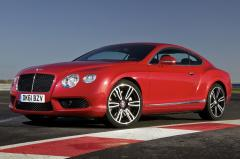 2013 Bentley Continental GT V8 exterior