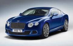 2013 Bentley Continental GT Coupe Photo 9