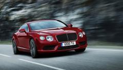 2013 Bentley Continental GT Coupe Photo 10