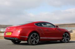 2013 Bentley Continental GT Coupe Photo 13