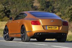2014 Bentley Continental GT exterior