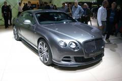 2015 Bentley Continental GT Photo 2