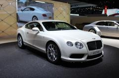2015 Bentley Continental GT Photo 6