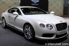 2015 Bentley Continental GT Photo 8