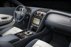 2015 Bentley Continental GT interior