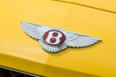 2016 Bentley Continental GT exterior