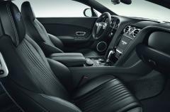 2016 Bentley Continental GT interior