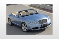 2010 Bentley Continental GTC exterior