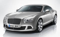 2011 Bentley Continental GTC Photo 1