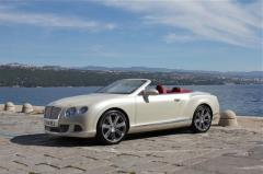 2012 Bentley Continental GTC Photo 1