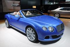 2014 Bentley Continental GTC Photo 1