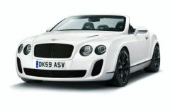 2011 Bentley Continental Supersports Photo 1