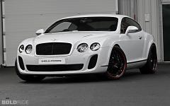 2012 Bentley Continental Supersports Photo 1