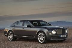 2012 Bentley Mulsanne Photo 1