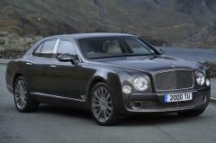 2015 Bentley Mulsanne exterior