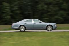 2017 Bentley Mulsanne exterior