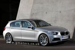 2012 BMW 1-Series Photo 2
