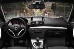 2012 BMW 1-Series interior
