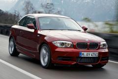 2012 BMW 1-Series exterior