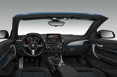 2017 BMW 2-Series interior