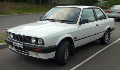 1990 BMW 3-Series Photo 4