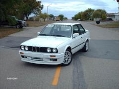 1991 BMW 3-Series Photo 4