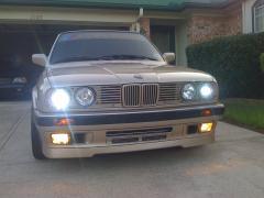 1991 BMW 3-Series Photo 9