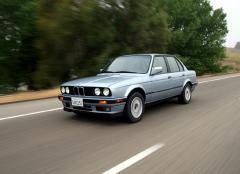 1991 BMW 3-Series Photo 11