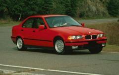 1992 BMW 3-Series exterior