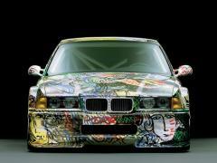 1992 BMW 3-Series Photo 2