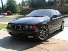 1992 BMW 3-Series Photo 3