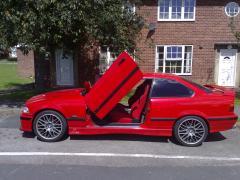 1992 BMW 3-Series Photo 6