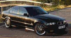 1995 BMW 3-Series Photo 4