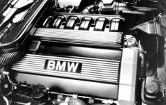 1996 BMW 3-Series exterior