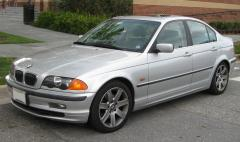 1998 BMW 3-Series Photo 1