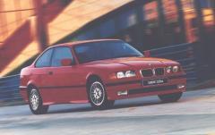 1999 BMW 3-Series 323i exterior