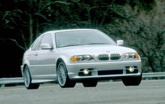2000 BMW 3-Series exterior