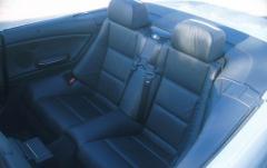 2001 BMW 3-Series 330Ci convertible interior