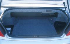 2001 BMW 3-Series 330Ci coupe interior