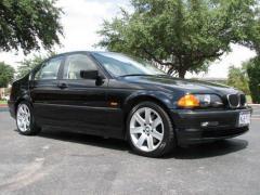 2001 BMW 3-Series 330Ci convertible Photo 3