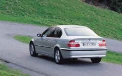 2002 BMW 3-Series exterior