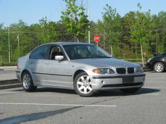 2002 BMW 3-Series Photo 1