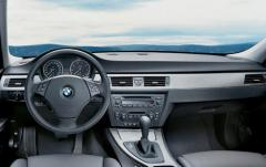 2006 BMW 3-Series interior