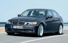 2006 BMW 3-Series exterior