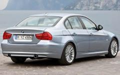 2009 BMW 3-Series exterior