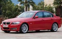 2010 BMW 3-Series exterior
