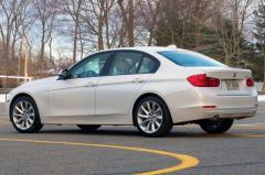 2014 BMW 3-Series exterior